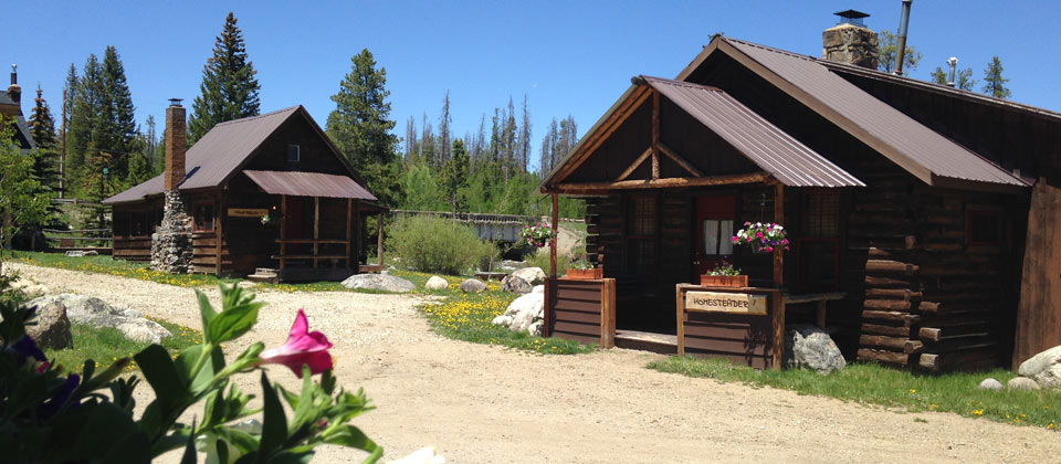 Colorado cabin adventures for Colorado fishing lodges
