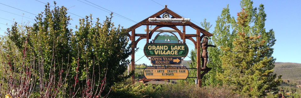 Exceptionnel Grand Lake History